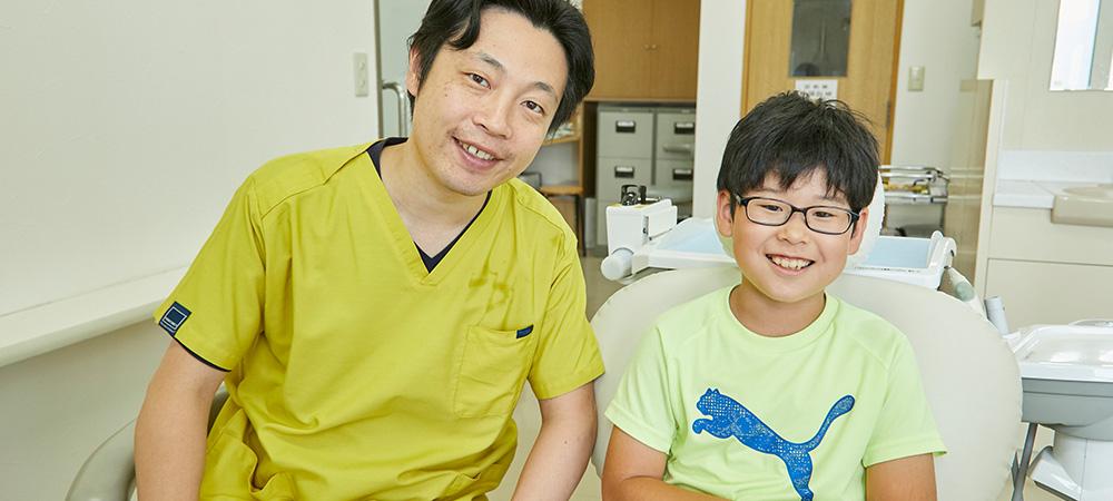 痛みの少ない歯科医院