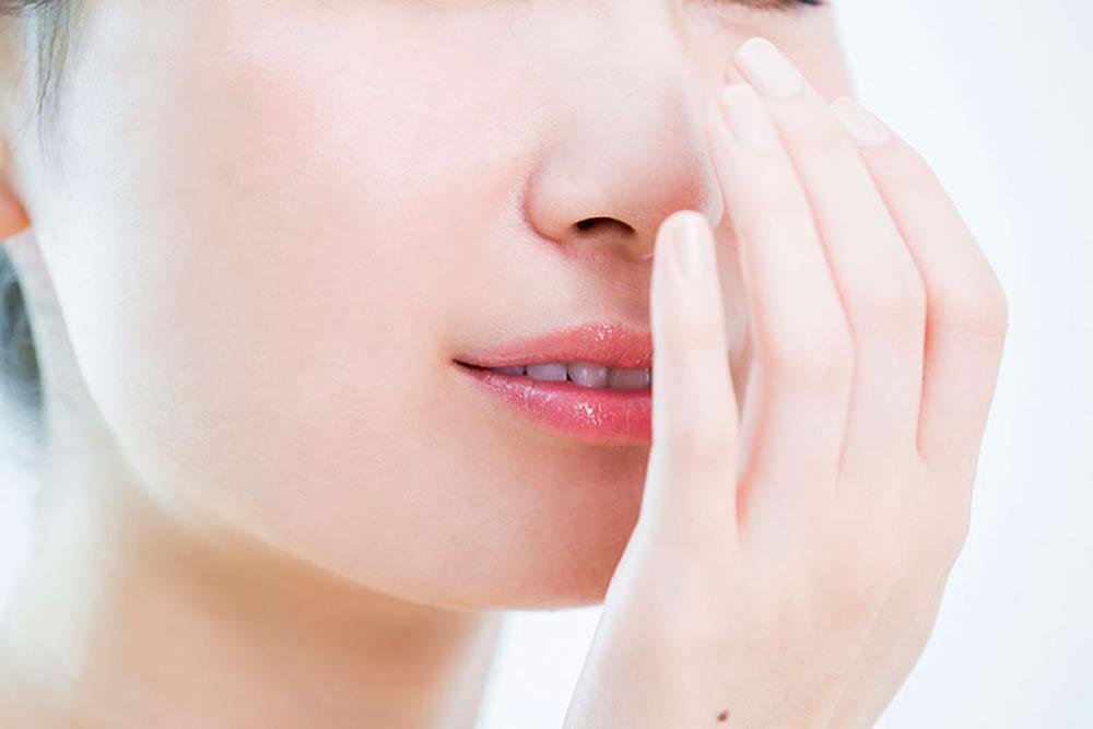 歯周病による口臭の発生